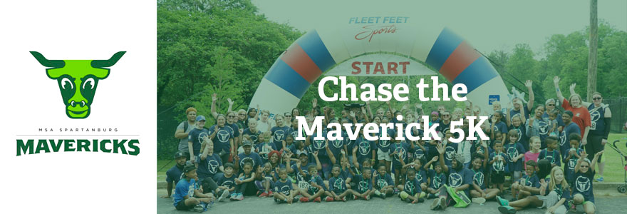 Chase the Maverick 5k photo