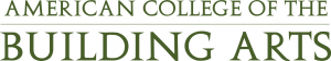 American college of building arts logo